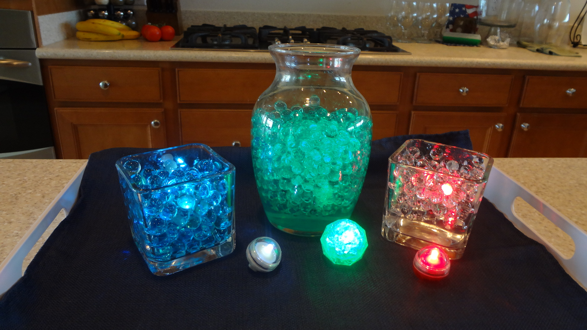 All About LED Submersible Lights for Your Water Bead Designs