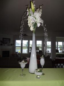 Easy Wedding Centerpiece